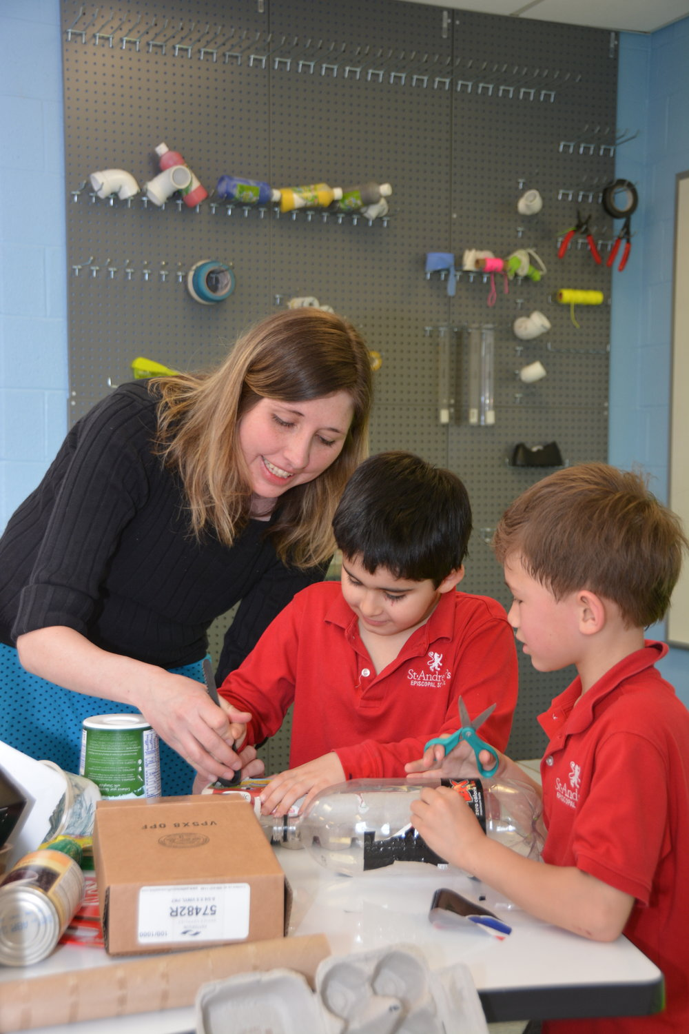 SAES Teacher and CTTL Lower School Research Coordinator to be Recognized at the White House