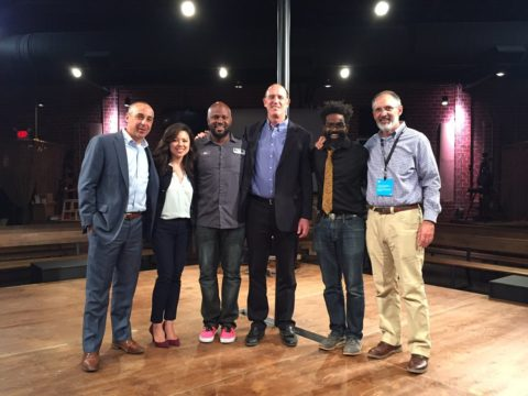 The CTTL Shares Stage with Leading Education Thinkers and Futurists