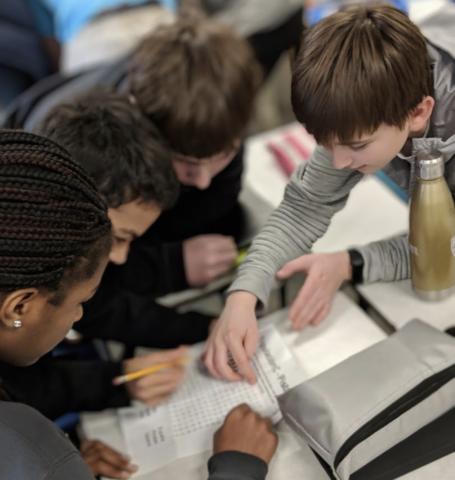 Pirates + Reading + Choice + Teamwork = Engagement: Applying Neuroteach in 7th Grade Spanish