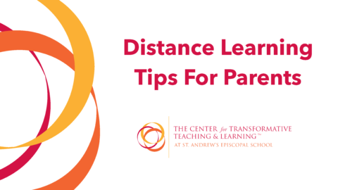 Research-Informed Distance Learning Tips for Parents