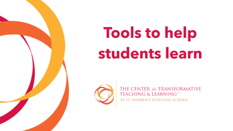 Tools to Help Students Learn