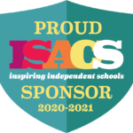 Logo for ISACS Sponsorship